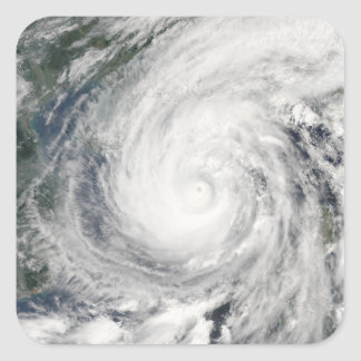 Tropical Storm Chanchu Square Sticker