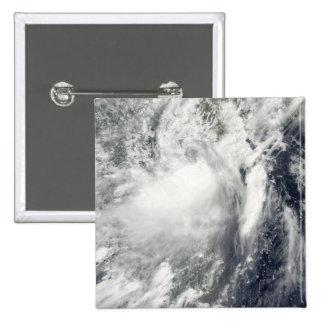 Tropical storm Conson approaching Vietnam Pinback Button