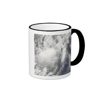 Tropical storm Conson approaching Vietnam Coffee Mug