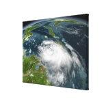 Tropical Storm Dennis Canvas Print
