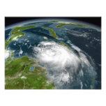 Tropical Storm Dennis Photo Art