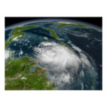 Tropical Storm Dennis Posters