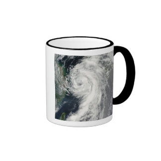 Tropical Storm Dianmu Coffee Mugs