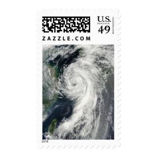 Tropical Storm Dianmu Postage