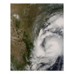 Tropical Storm Dolly Print