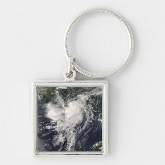 Tropical Storm Edouard Keychain