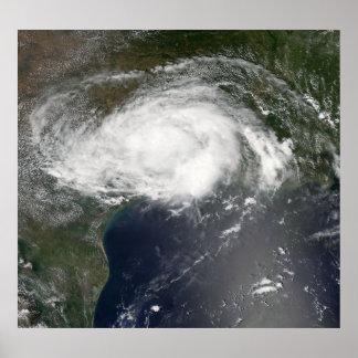 Tropical Storm Edouard Poster