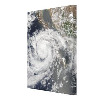 Tropical Storm Emilia Canvas Print