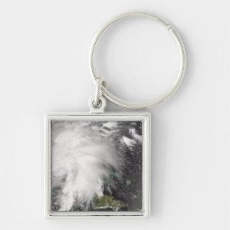 Tropical Storm Fay 5 Keychain