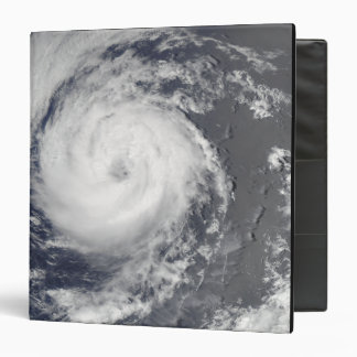Tropical Storm Guillermo 3 Ring Binders