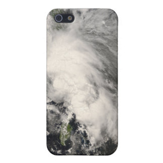 Tropical Storm Gustav in the Caribbean Sea Cover For iPhone SE/5/5s