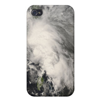 Tropical Storm Gustav in the Caribbean Sea iPhone 4 Cover