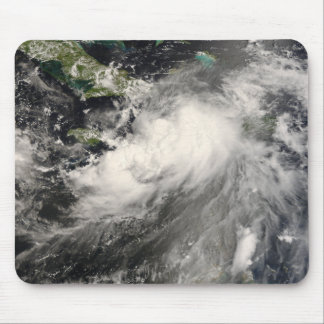Tropical Storm Gustav in the Caribbean Sea Mouse Pad