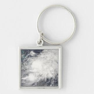 Tropical Storm Hanna Keychain