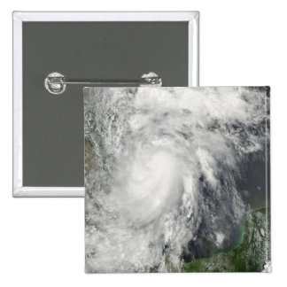 Tropical Storm Hermine in the Gulf of Mexico 2 Inch Square Button