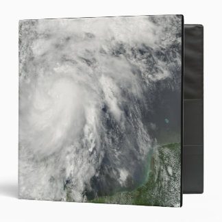 Tropical Storm Hermine in the Gulf of Mexico 3 Ring Binder