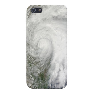 Tropical Storm Hermine over Texas iPhone SE/5/5s Cover