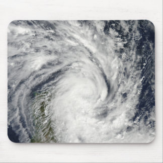 Tropical Storm Jade coming ashore over Madagasc Mouse Pad