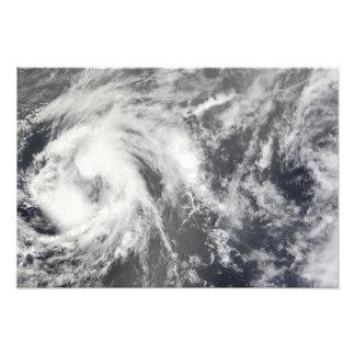 Tropical Storm Josephine Photo Print