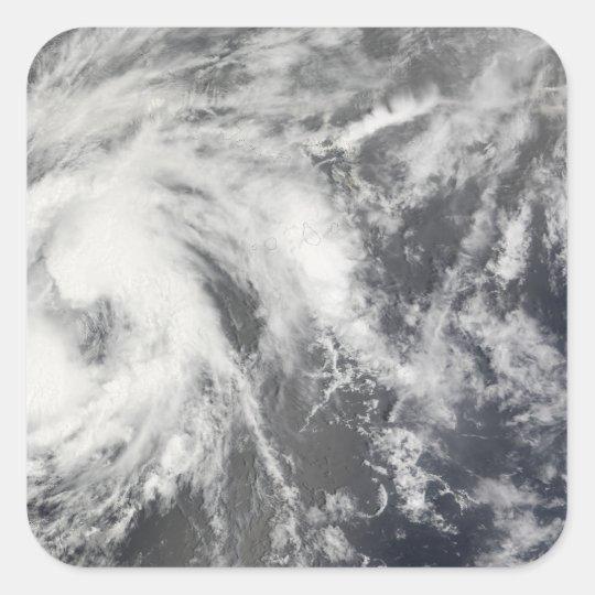 Tropical Storm Josephine Square Sticker