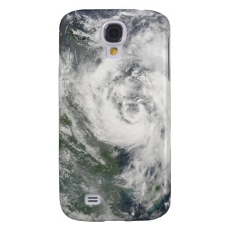 Tropical Storm Kammuri Galaxy S4 Case