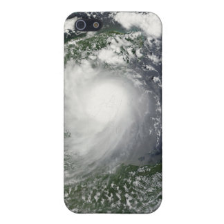 Tropical Storm Karl over the Yucatan Peninsula Case For iPhone SE/5/5s