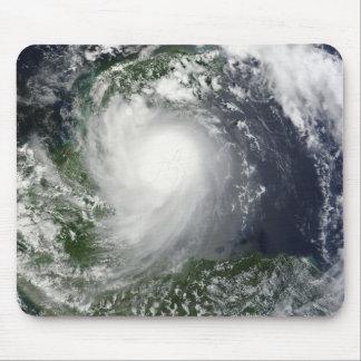 Tropical Storm Karl over the Yucatan Peninsula Mouse Pad
