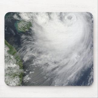 Tropical Storm Koppu nearing landfall Mouse Pad