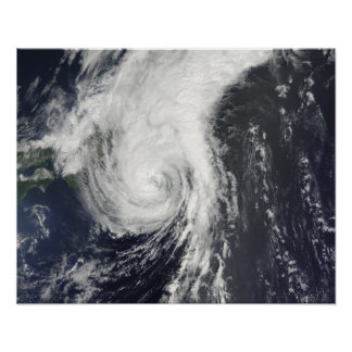 Tropical Storm Krovanh Poster