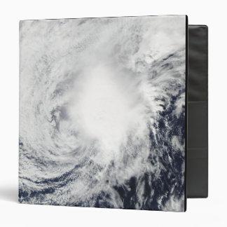 Tropical Storm Nida southeast of Kadena 3 Ring Binder