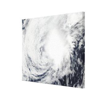 Tropical Storm Nida southeast of Kadena Canvas Print