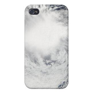 Tropical Storm Nida southeast of Kadena Covers For iPhone 4