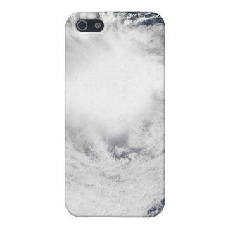 Tropical Storm Nida southeast of Kadena iPhone SE/5/5s Case
