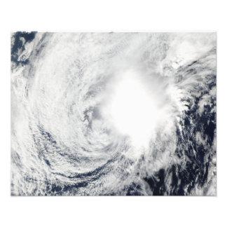 Tropical Storm Nida southeast of Kadena Photo Print