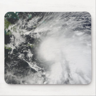 Tropical Storm Noel over Haiti Mouse Pad