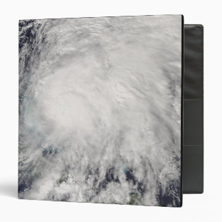 Tropical Storm Noel over the Bahamas Vinyl Binders