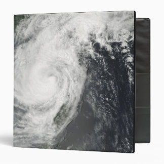 Tropical Storm Parm 3 Ring Binders