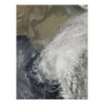 Tropical Storm Phyan Poster