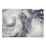 Tropical storms Boris and Cristina iPad Mini Cases