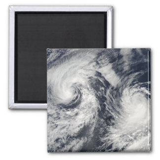 Tropical storms Boris and Cristina Magnet