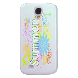 Tropical Summer  Galaxy S4 Case