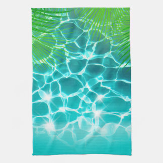 Tropical Summer Holiday Towel