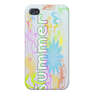 Tropical Summer  iPhone 4/4S Case