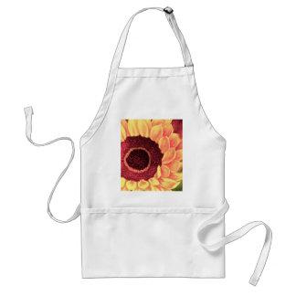 Tropical Sunflower Art - Multi Adult Apron