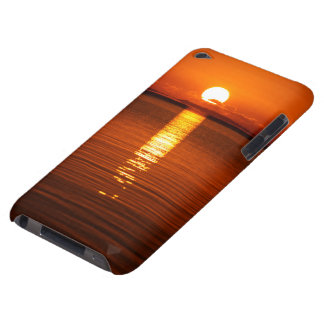 Tropical Sunrise in Orange iPod Touch Case