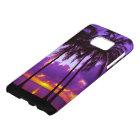 Tropical Sunset 3 Samsung Galaxy S7 Case