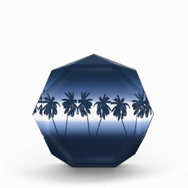 Beach Themed Tropical sunset award