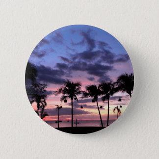 Tropical Sunset Button