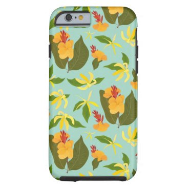 Tropical Sunset Tough iPhone 6 Case