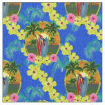 Tropical Sunset Fabric